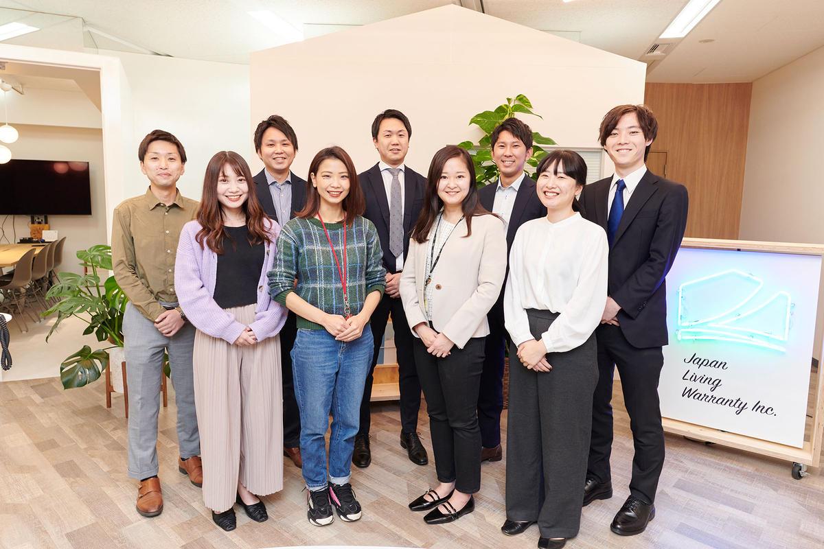 日本リビング保証株式会社の求人画像1