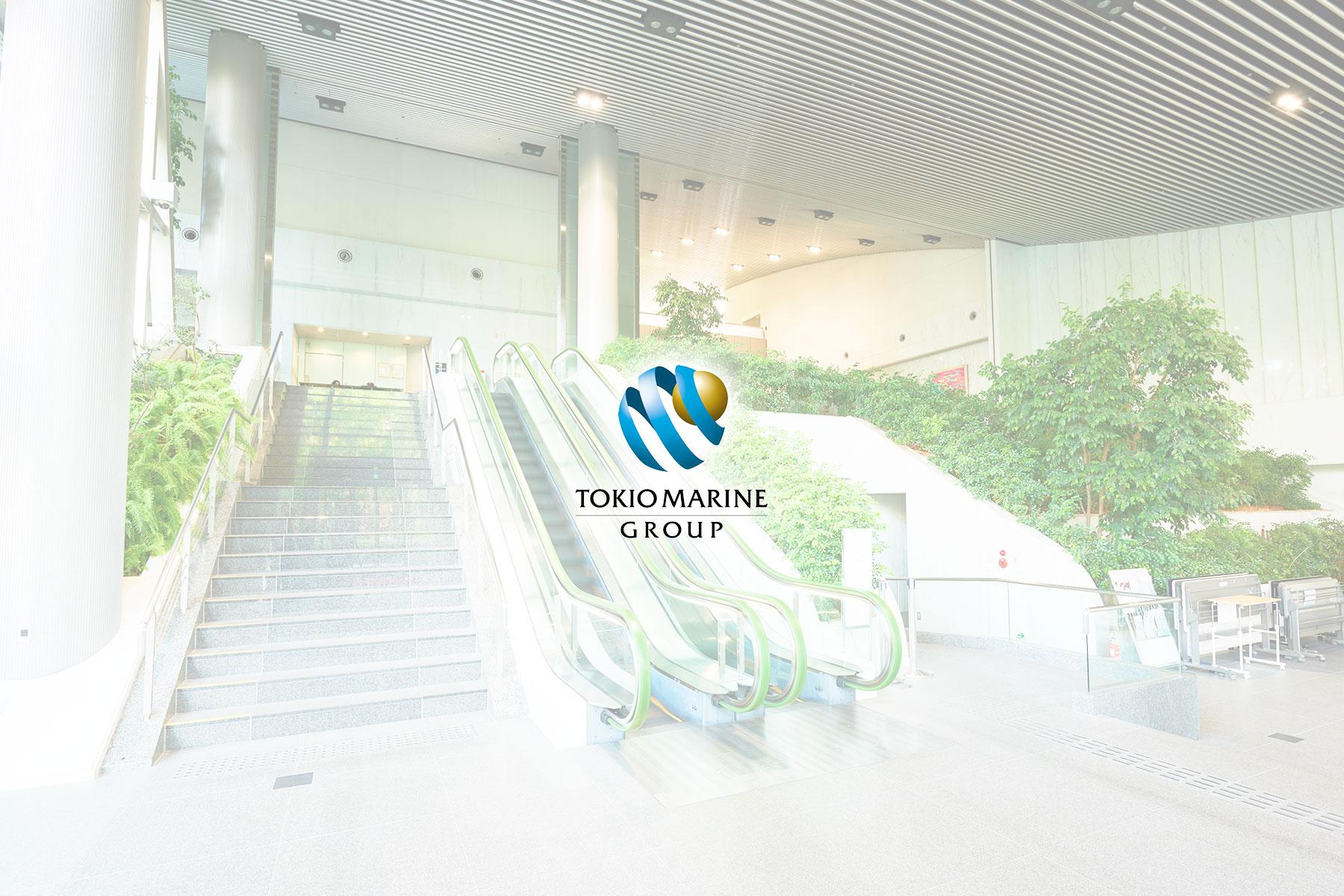 東京海上日動システムズ株式会社のトップ画像