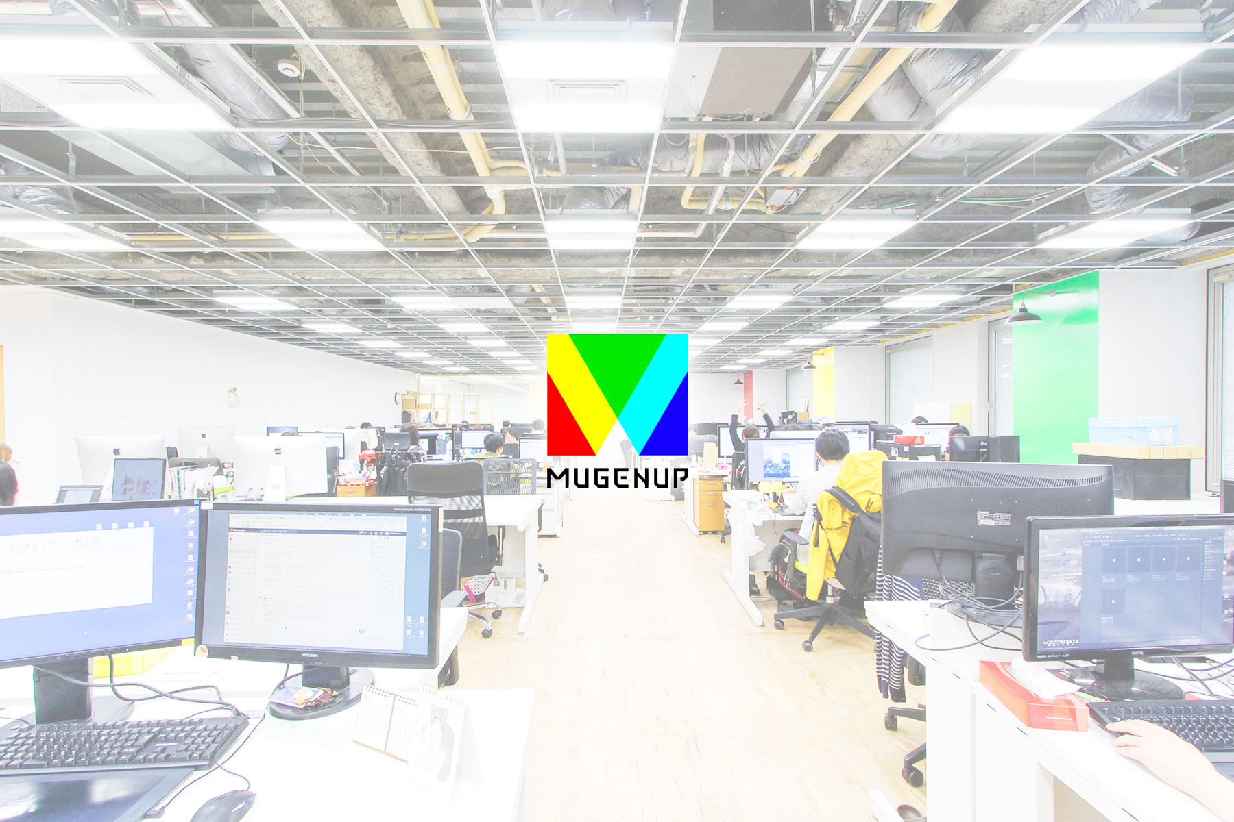 株式会社MUGENUPのトップ画像