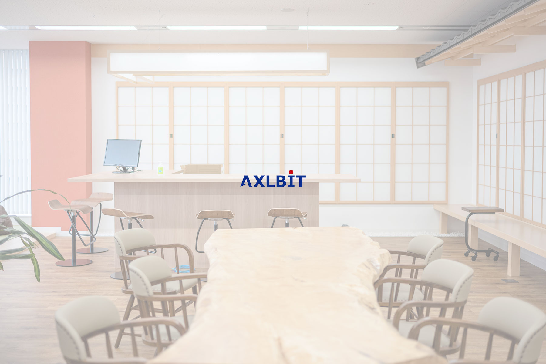 AXLBIT株式会社のトップ画像
