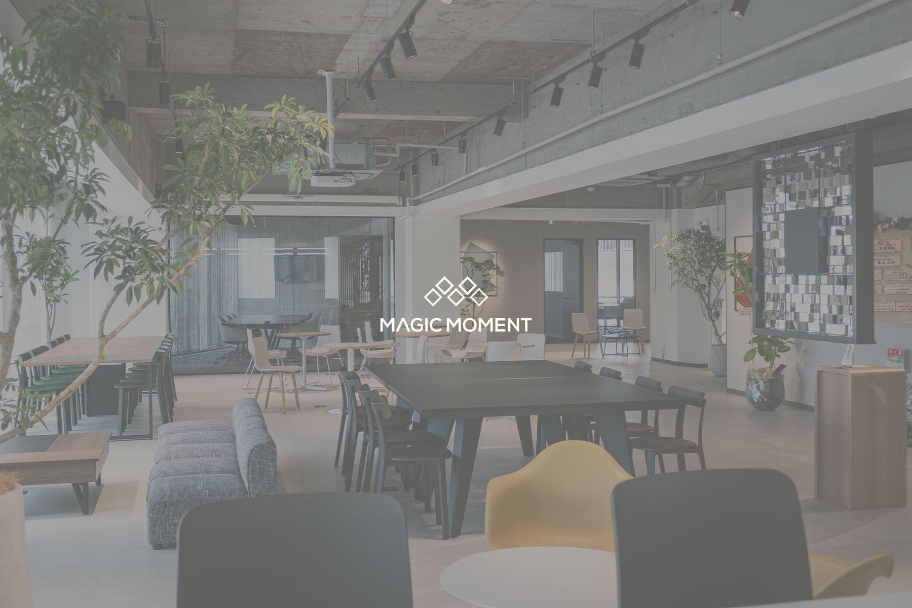 株式会社Magic Momentのトップ画像