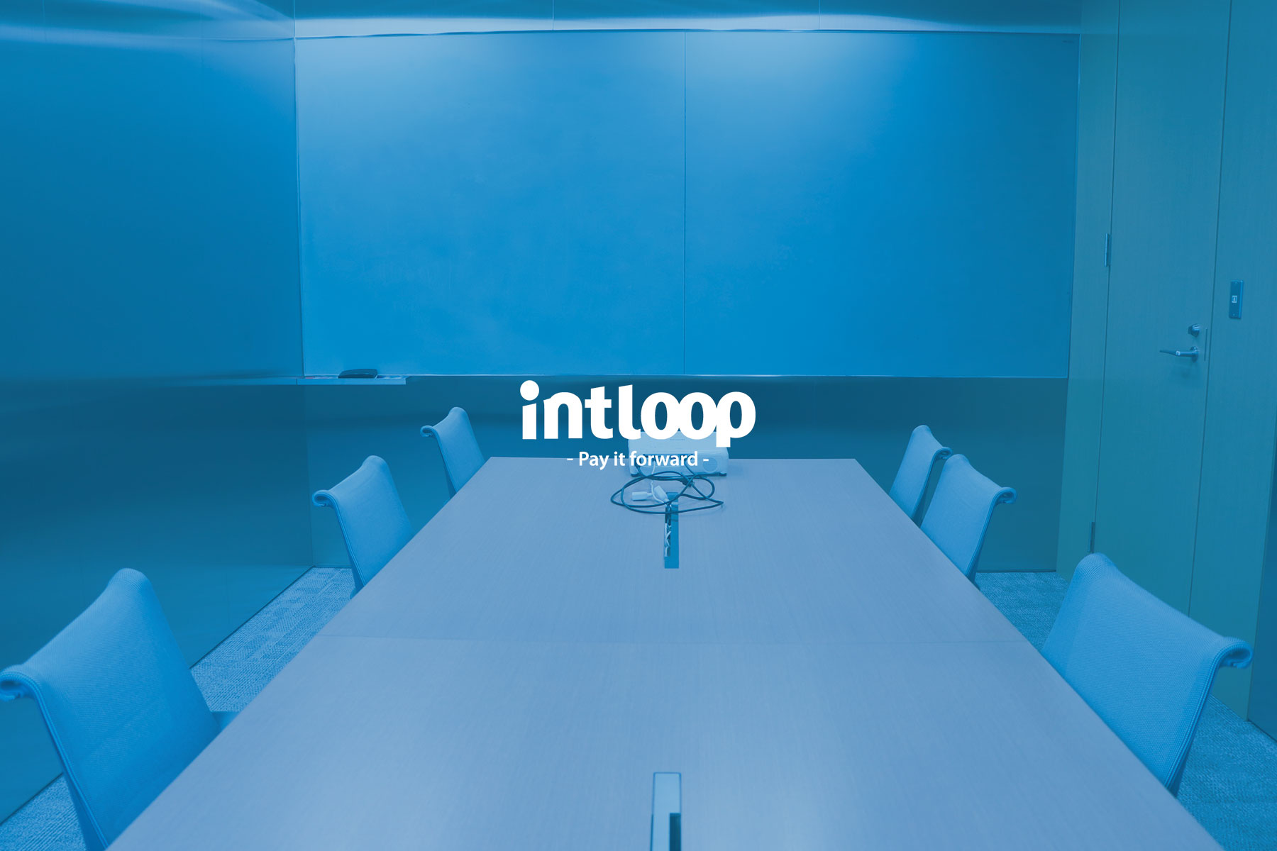 INTLOOP株式会社のトップ画像