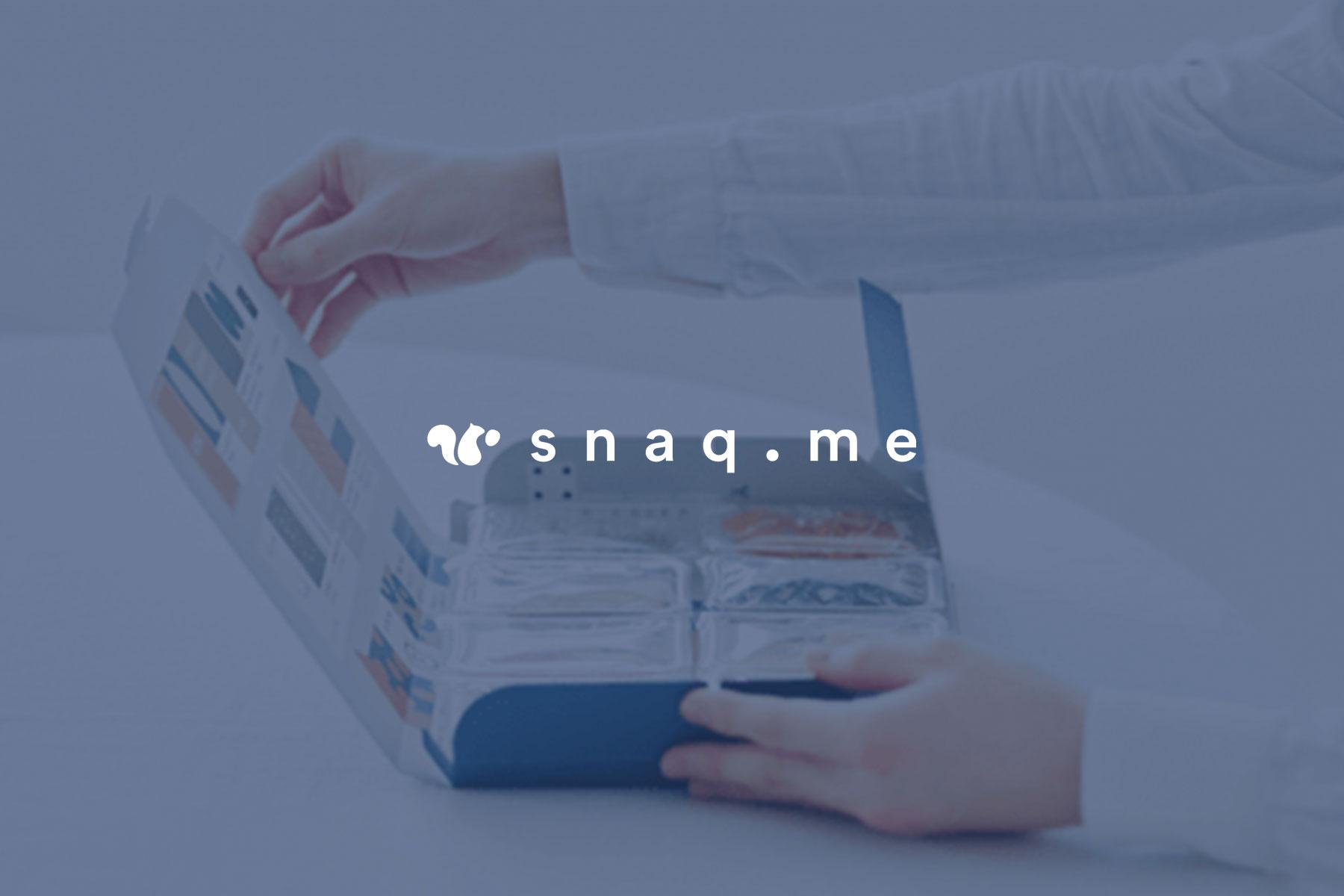 株式会社スナックミーのトップ画像