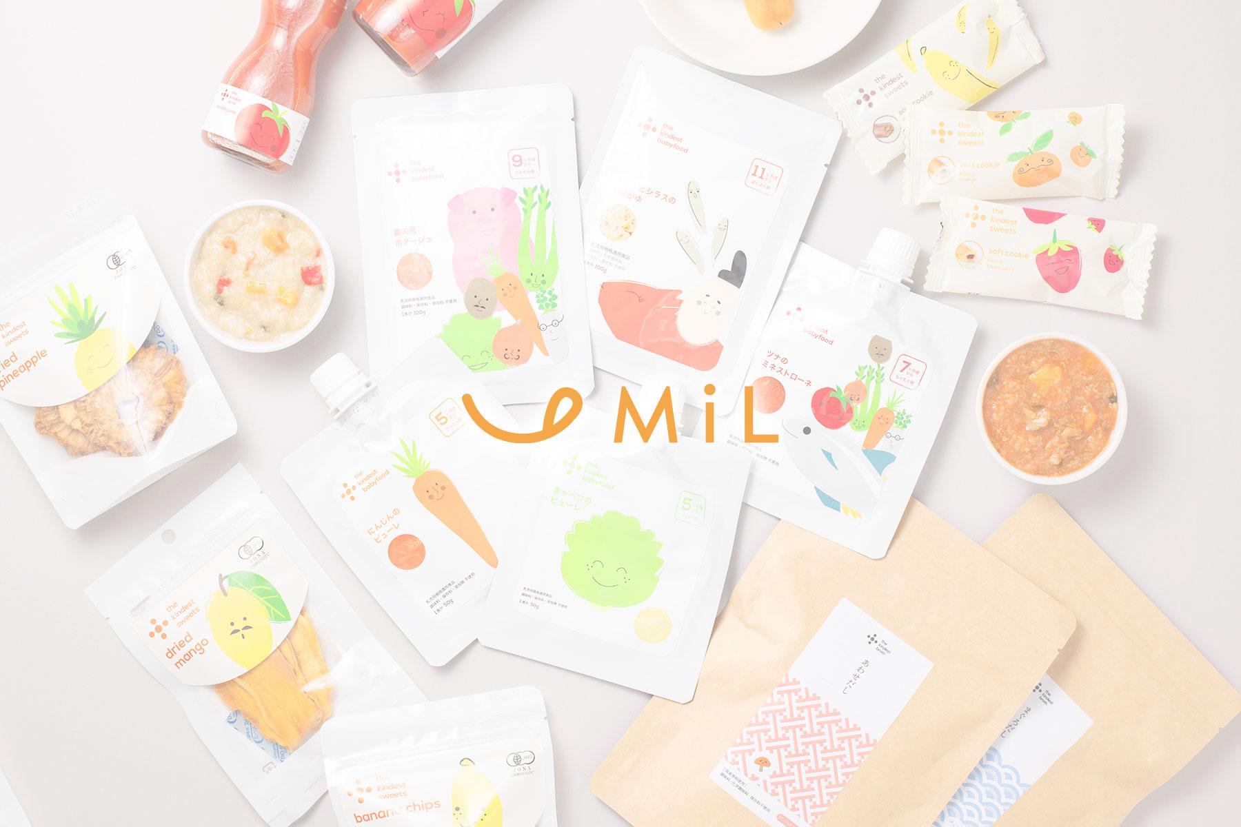 株式会社MiLのトップ画像
