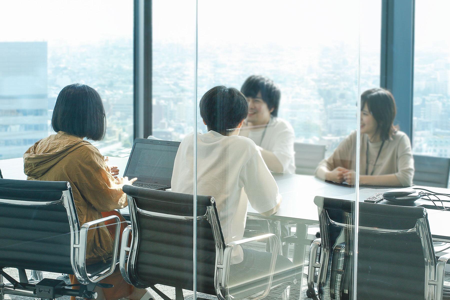 楽天グループ株式会社のトップ画像