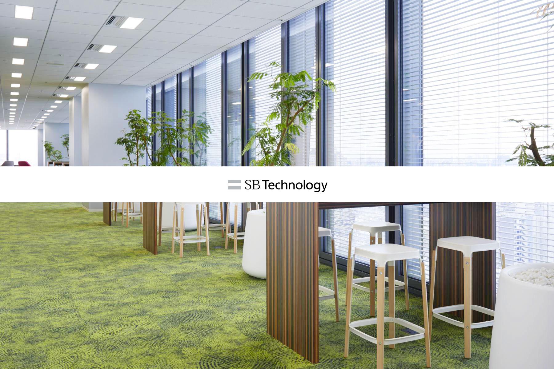 SBテクノロジー株式会社のトップ画像