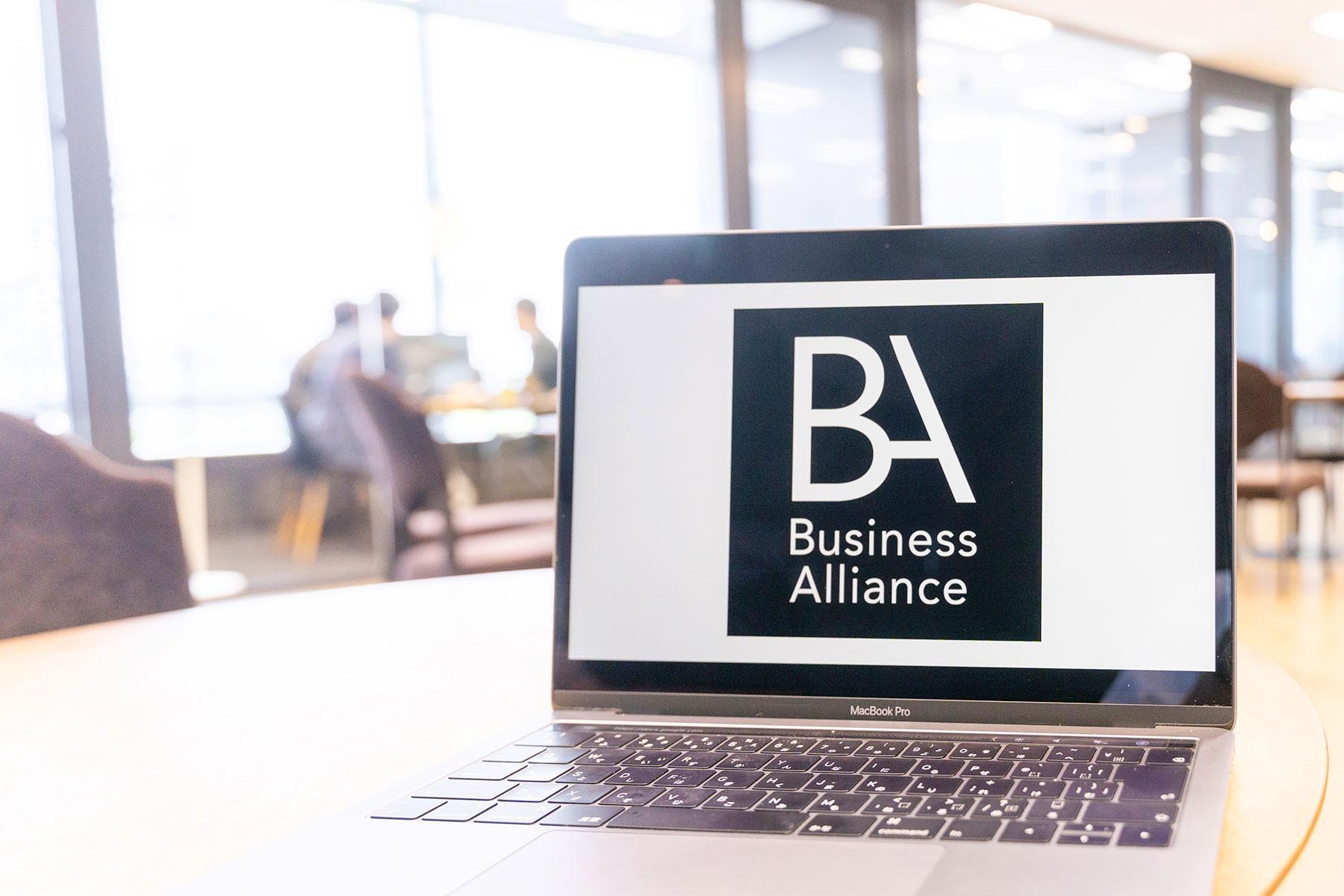 BUSINESS-ALLIANCE株式会社のトップ画像