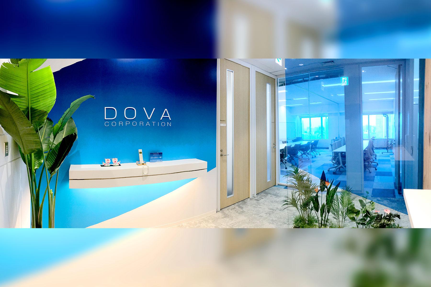 株式会社ドヴァのトップ画像
