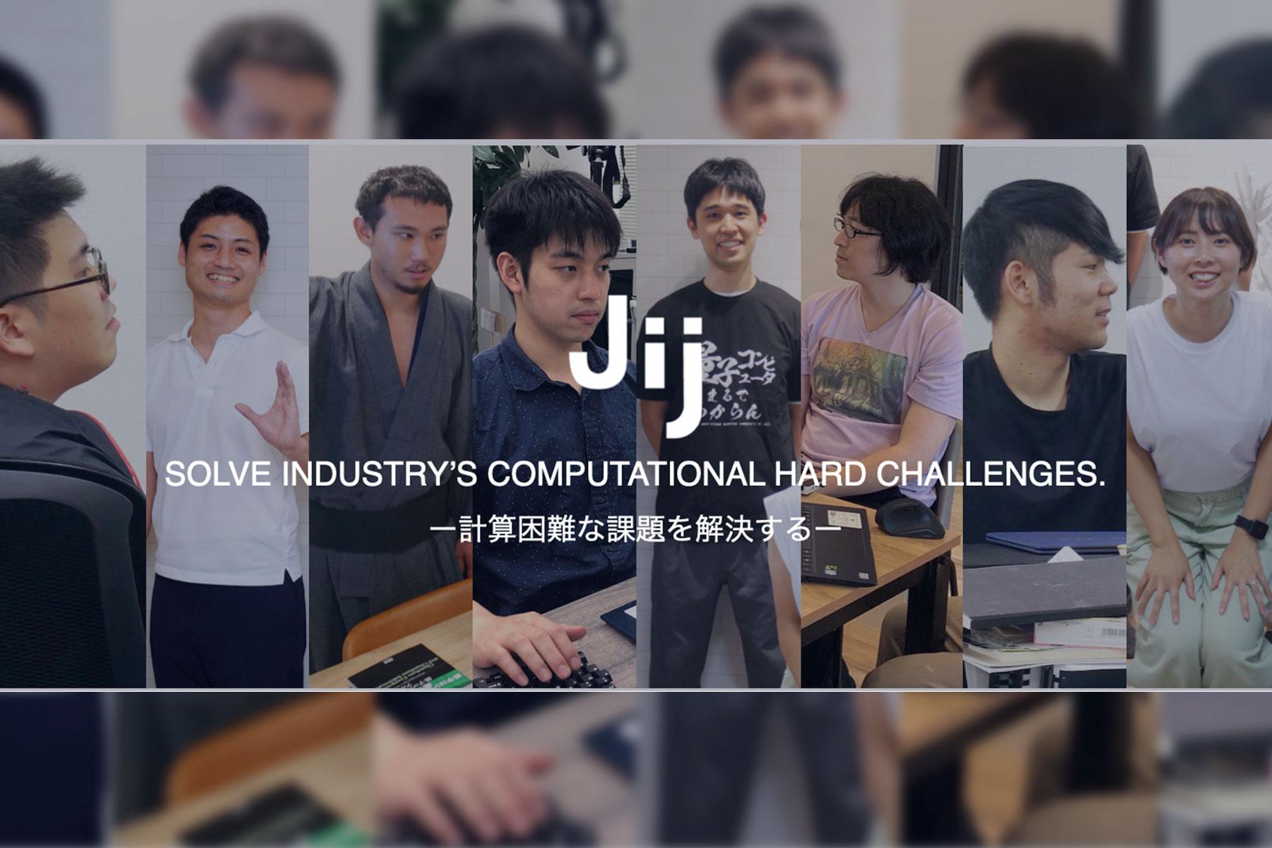 株式会社Jijのトップ画像