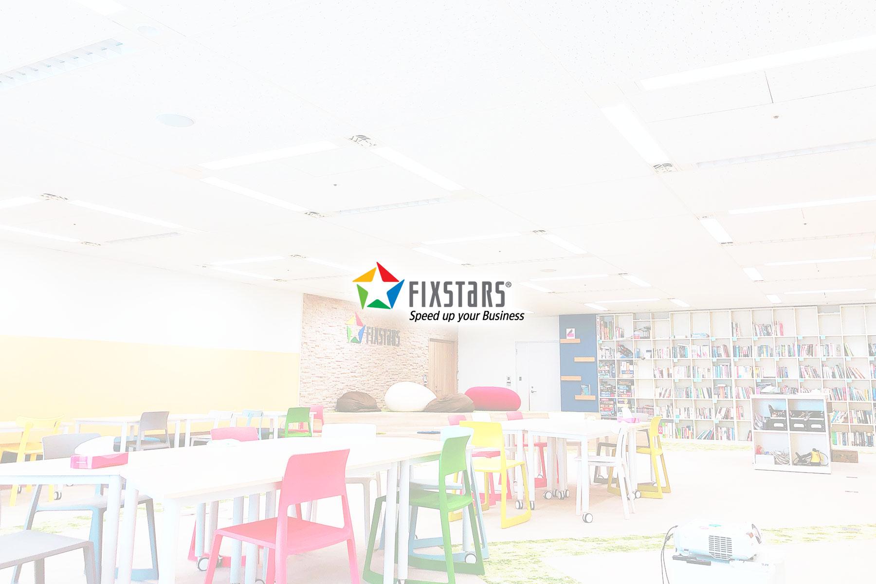 株式会社フィックスターズのトップ画像