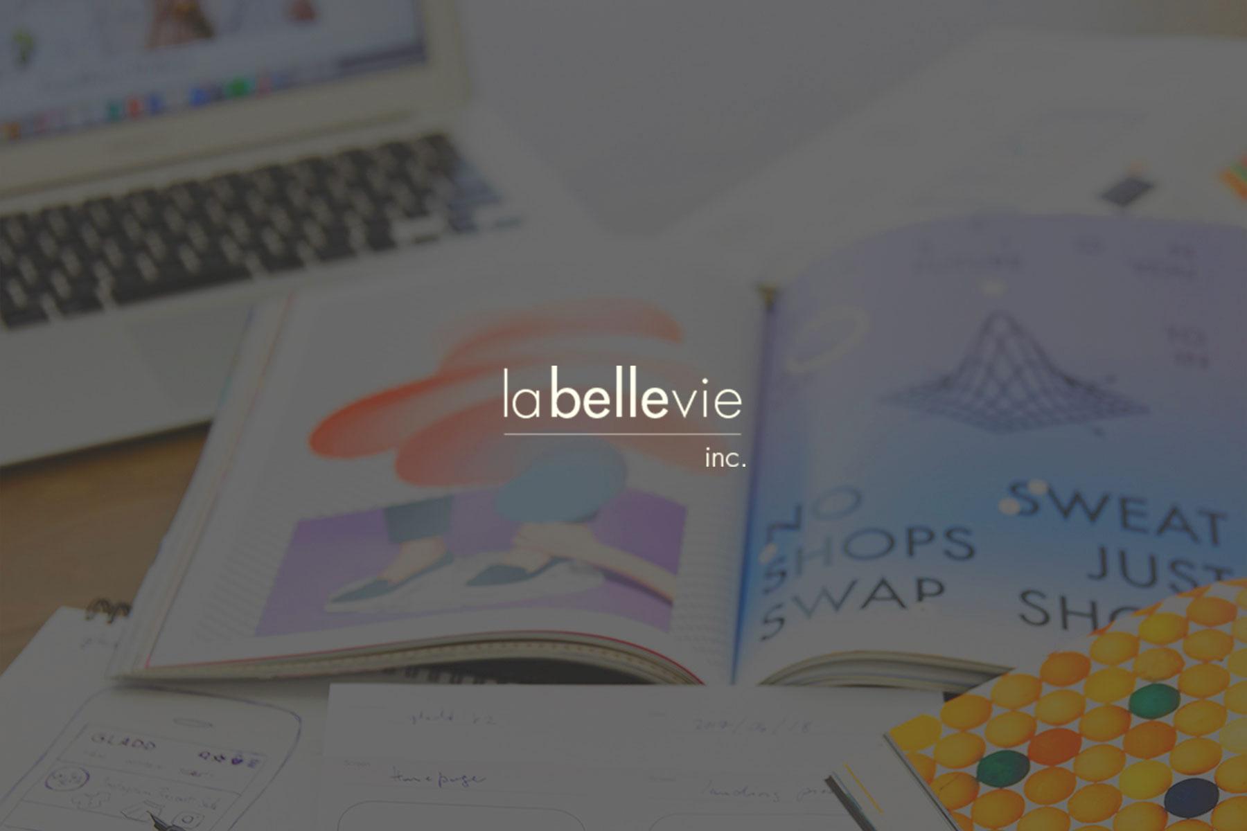 la belle vie株式会社のトップ画像