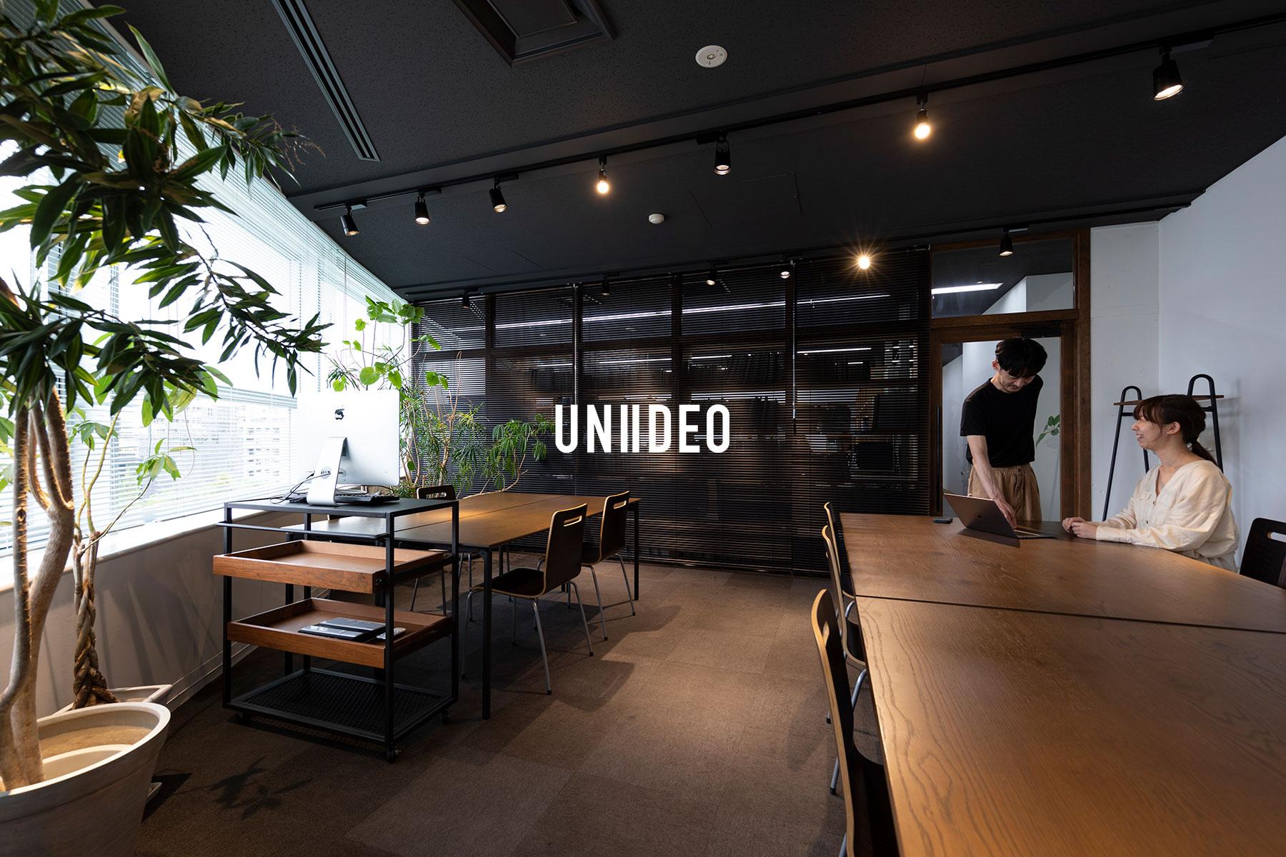 UNIIDEO株式会社のトップ画像