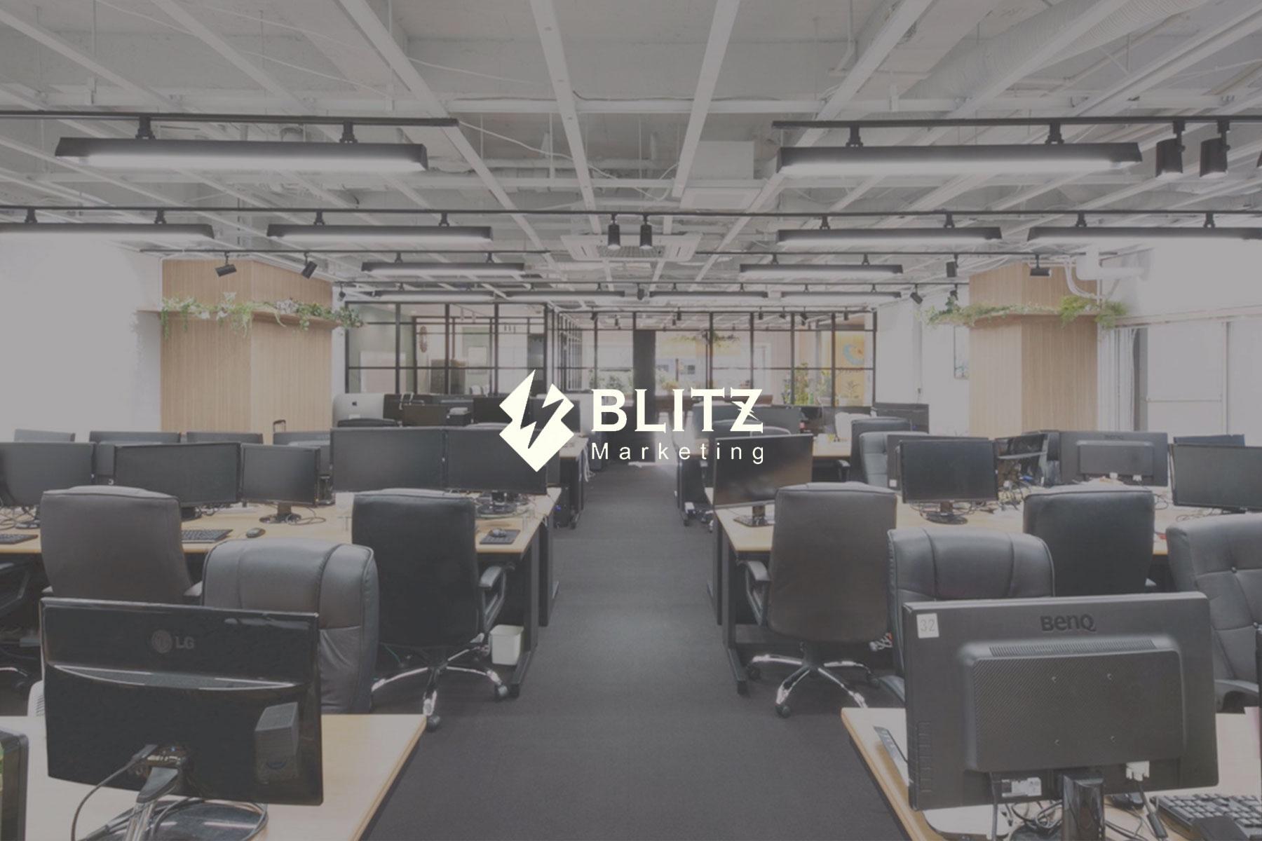 株式会社BLITZ Marketingのトップ画像